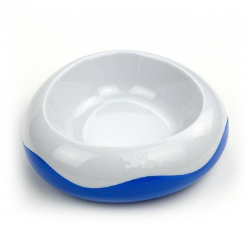 All For Paws Chill Out Cooler Dog Bowl Large