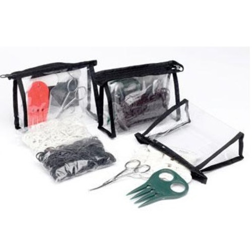 Plaiting Horse Kit Black
