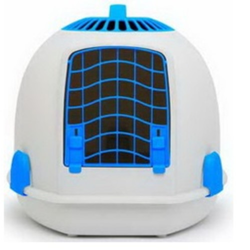 Igloo 2 in 1 Cat Carrier Arctic Blue