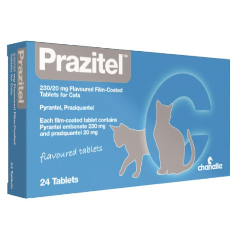 Prazitel Flavour Cat Tablets Price Per Tablet