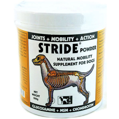 TRM Stride Powder Joints & Mobility Supplement 500g