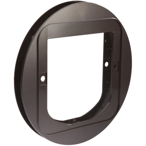 SureFlap Mounting Adaptor Cat Flap - Brown