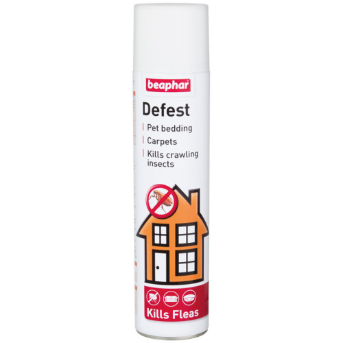 Beaphar Defest Flea Spray 400ml