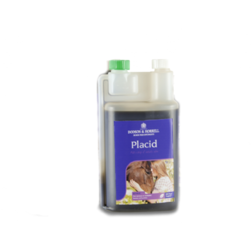 Dodson & Horrell Placid Horse Supplement Liquid 1L