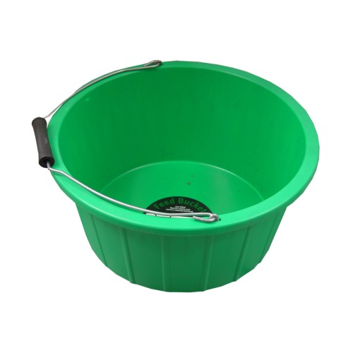 ProStable 3 Gallon Feed Bucket Green