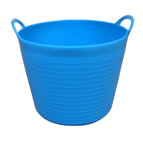 ProStable Fexi Feed Tub Light Blue 40 Litre