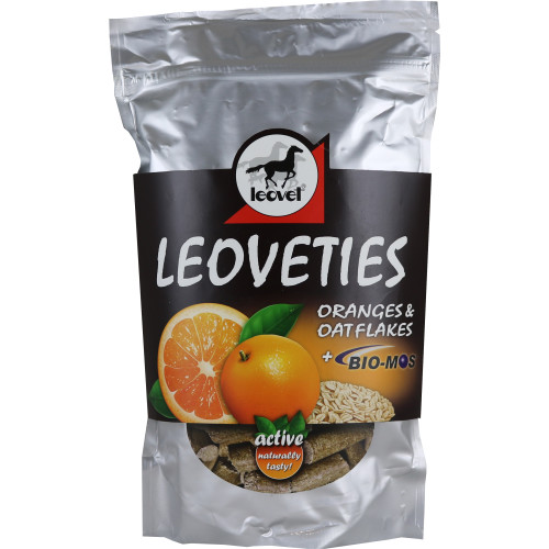 Leoveties Horse Treats Orange & Oatflakes 1kg