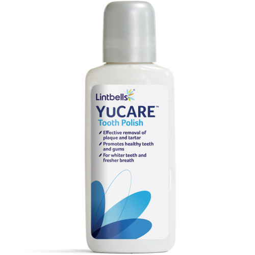 Lintbells Yucare Pristine Tooth Polish 30ml