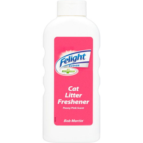 Bob Martin Felight Stay Fresh Litter Freshener Peony 500ml