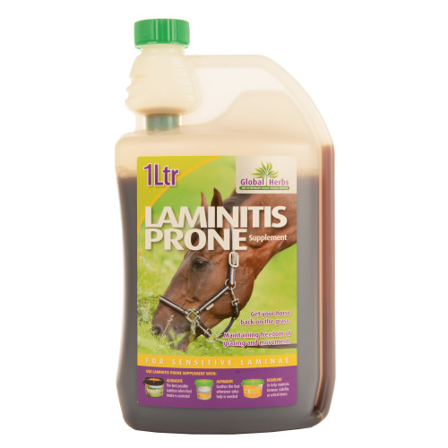 Global Herbs Laminitis Prone Supplement 1 Litre