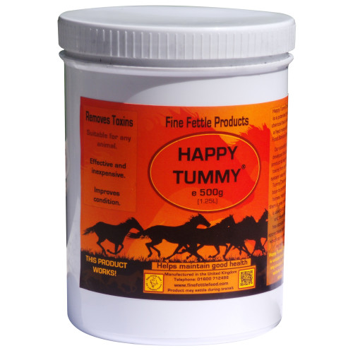 Fine Fettle Products Happy Tummy 500g