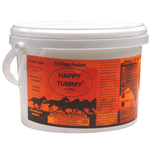 Fine Fettle Products Happy Tummy 0.9kg