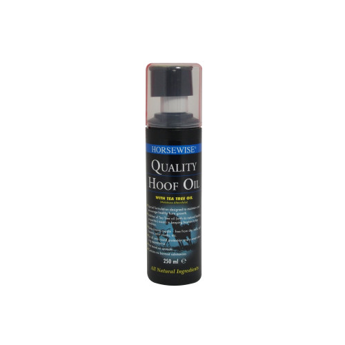 Horsewise Quality Hoof Oil & Applicator 250ml
