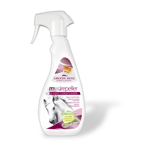 Groom Away Mud Repeller & Coat Conditioner 500ml