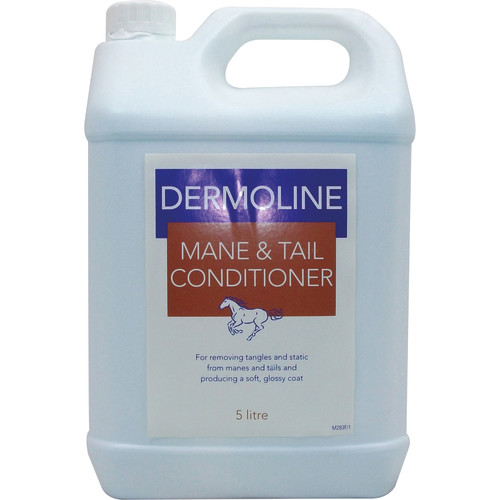 Dermoline Mane & Tail Conditioner 500ml
