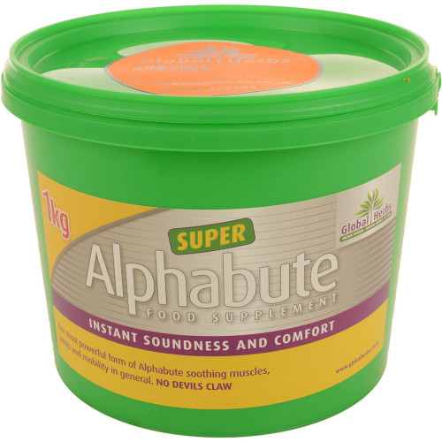 Global Herbs Alphabute Super Horse Supplement 1kg