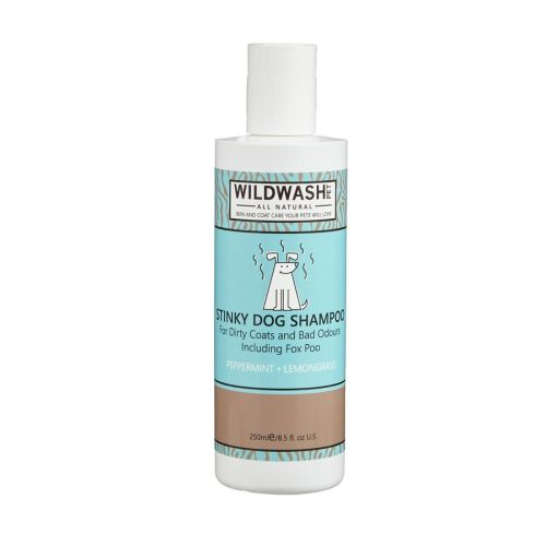 Wild Wash Pet Stinky Dog Shampoo 250ml
