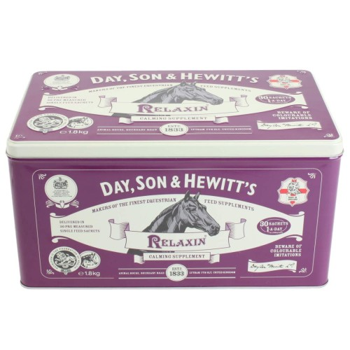 Day Son & Hewitt Relaxin Calming Supplement for Horses 30 Sachets