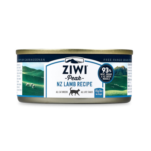 ZiwiPeak Daily Cat Cuisine Lamb Cat Food 185g x 12
