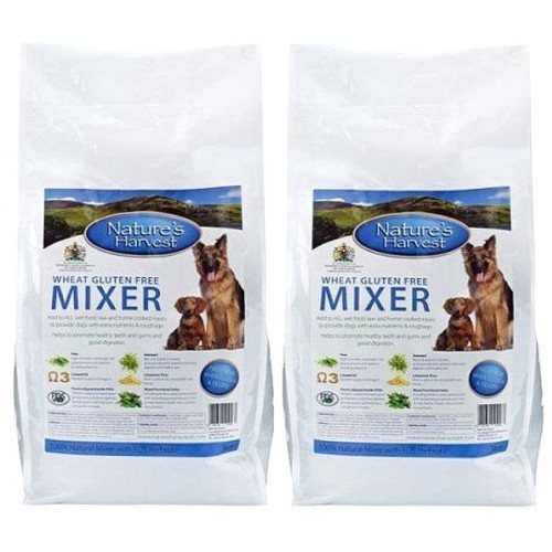 Natures Harvest Wheat Gluten Free Mixer 10kg x 2