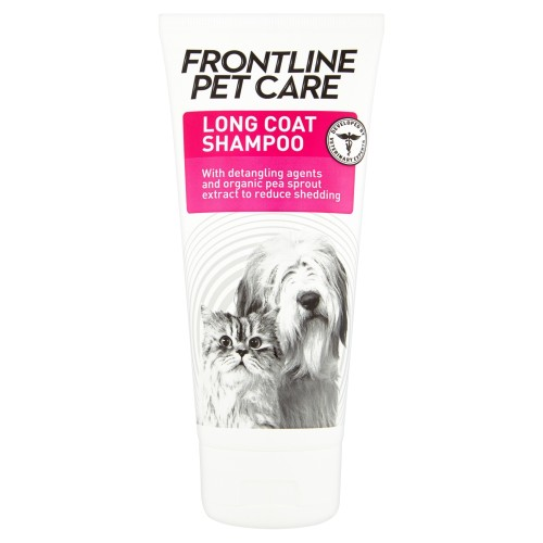 Frontline Pet Care Long Coat Dog & Coat Shampoo 200ml