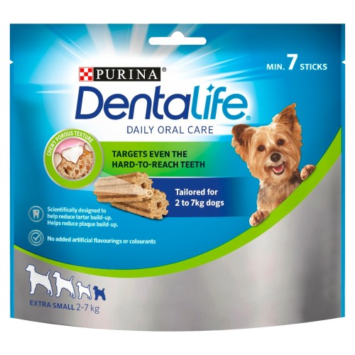 Purina Dentalife Extra Small Adult Dog Chew 35 Stick SAVER PACK