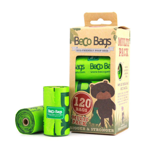 BecoBags Eco Friendly Poo Bags 120 Bags