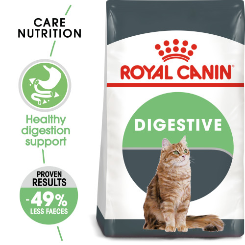 Royal Canin Digestive Care Dry Adult Cat Food 2kg