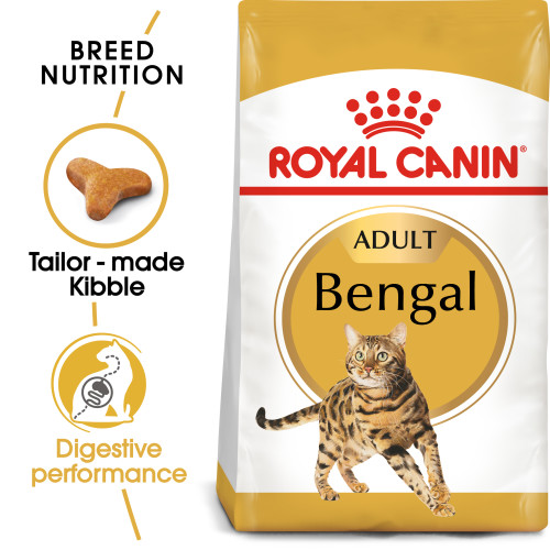 Royal Canin Bengal Dry Adult Cat Food 10kg