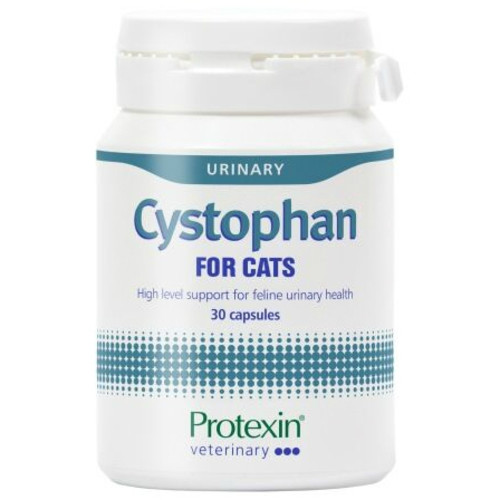Protexin Cystophan Capsules for Cats 30 Capsules