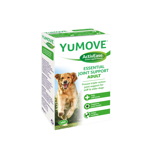 Yumove Joint Support Dog Tablets 60 Tablets
