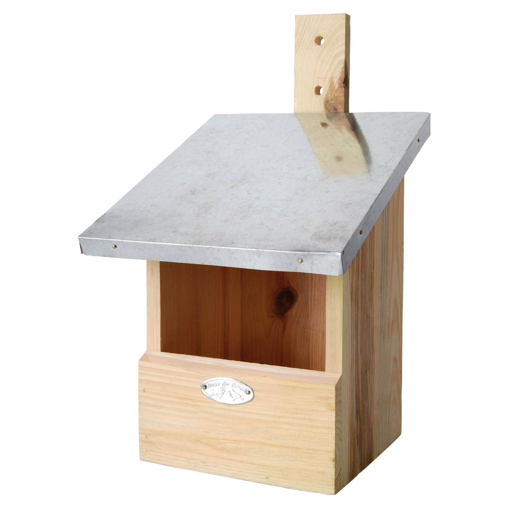 Fallen Fruits Robin/Flycatcher Nest Box 100% FSC Wood