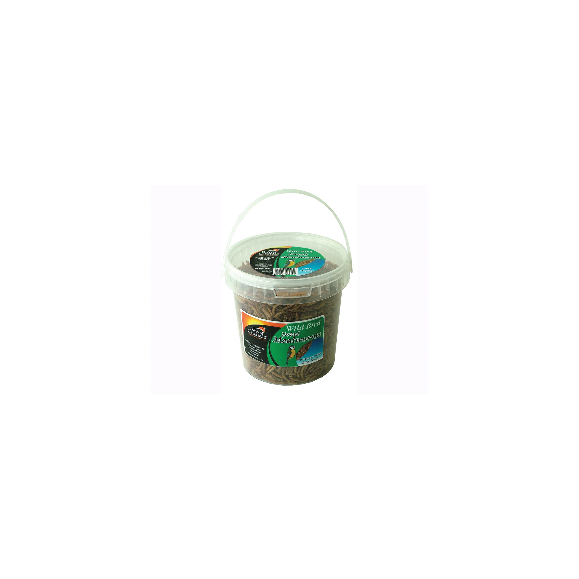 Dawn Chorus 10262 Dried Mealworms Large Tub
