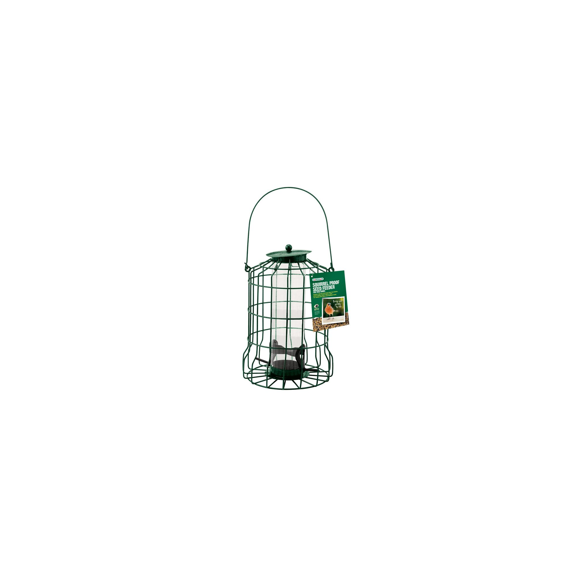 Gardman A01620 Squirrel Proof Seed Feeder