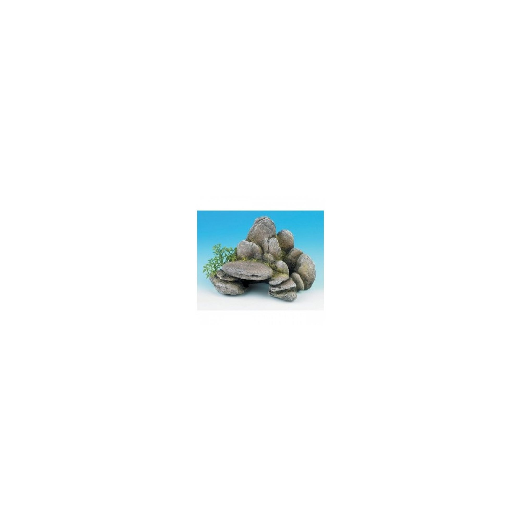 Classic Polyresin Rocky Ledge 23Cm/9Inch