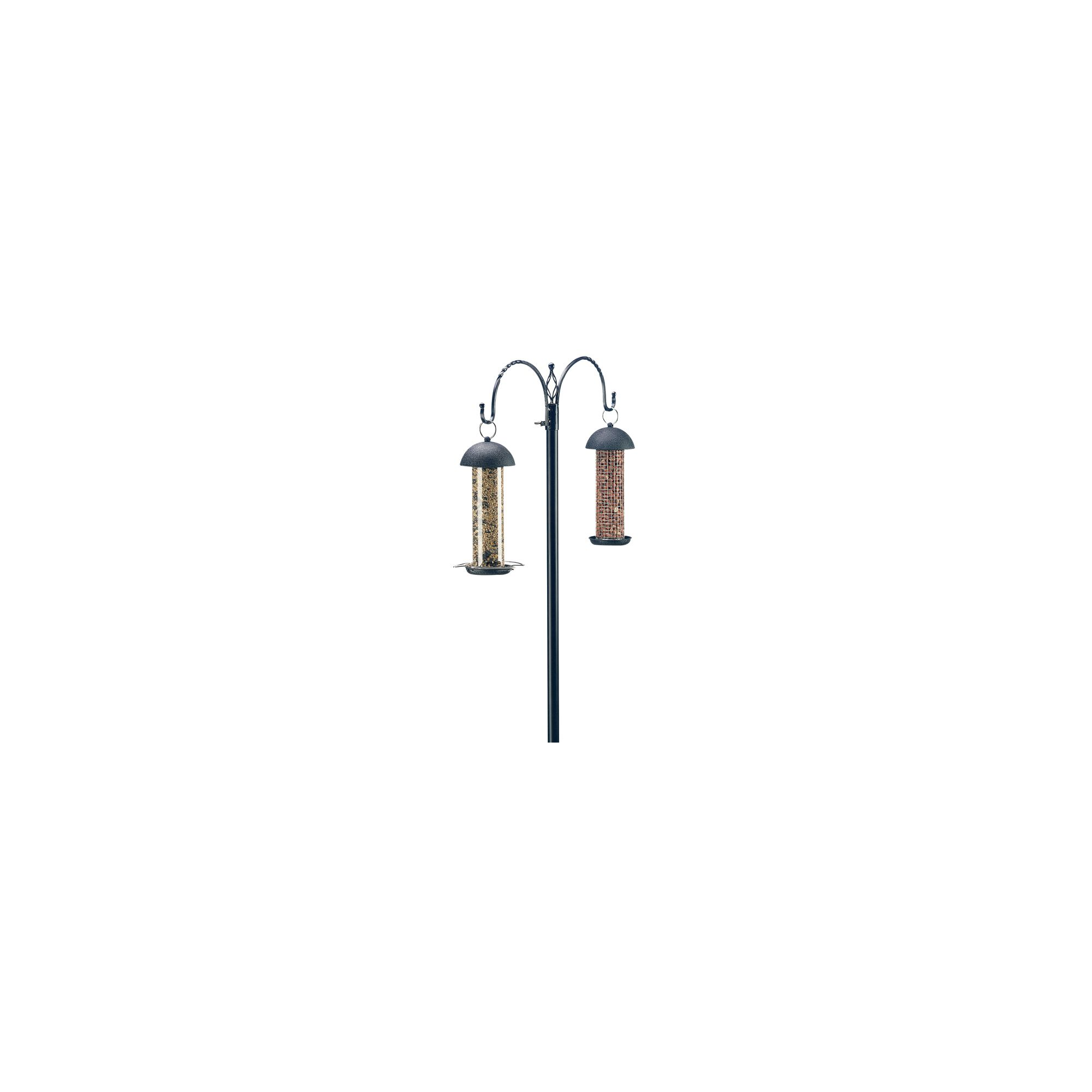 Gardman A01187Bc Twin Feeder Hook Stn+Feeder