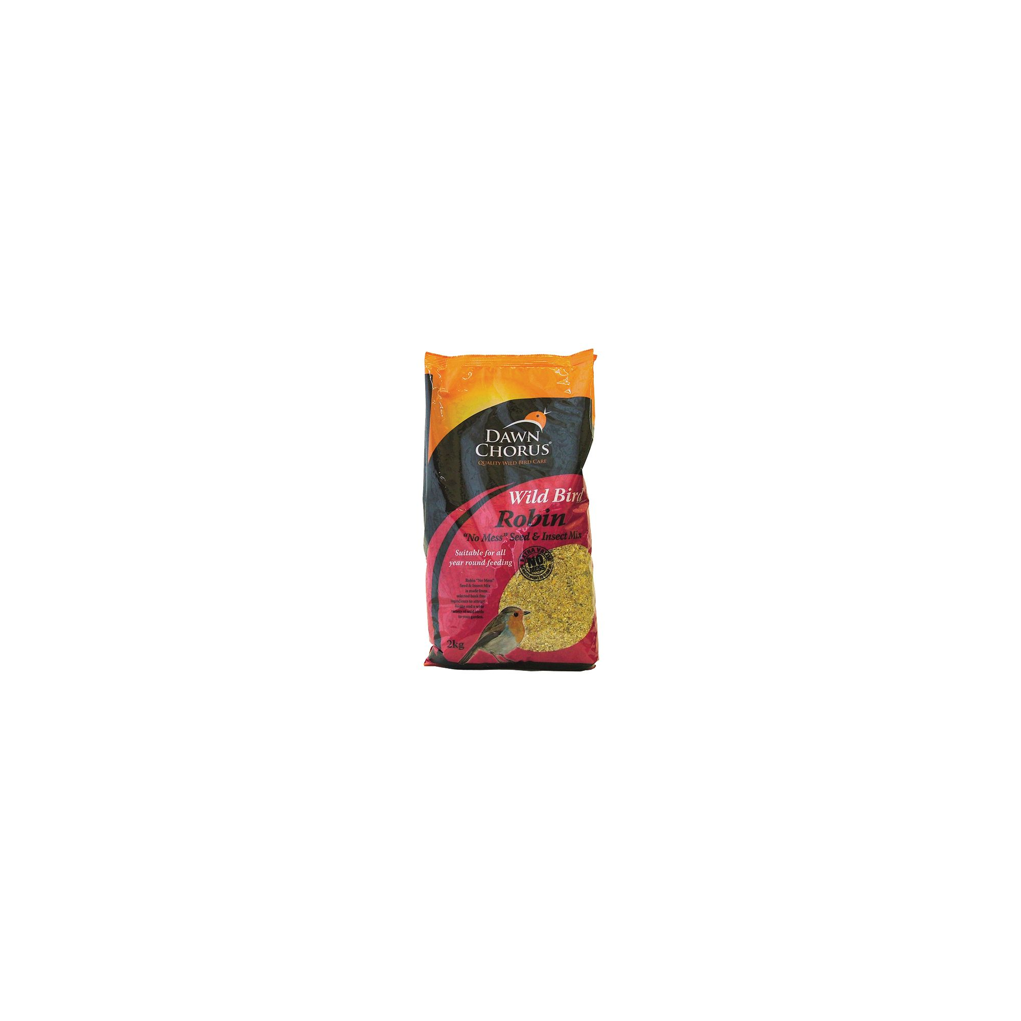 Dawn Chorus 50885 Robin Seed & Insect Mix 2kg
