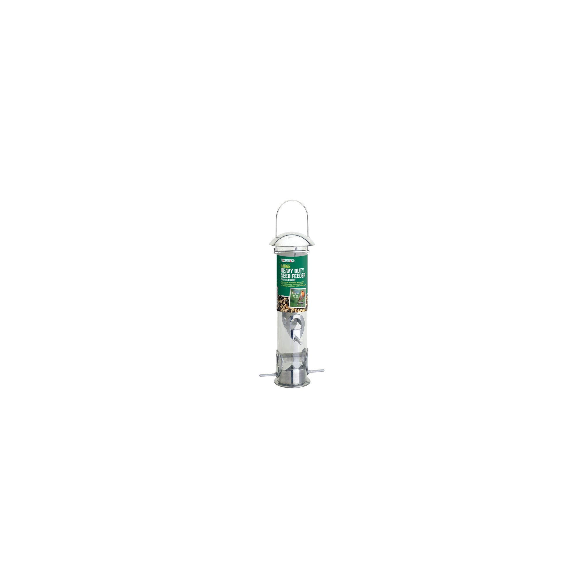 Gardman A01044 Heavy Duty Seed Feeder Large