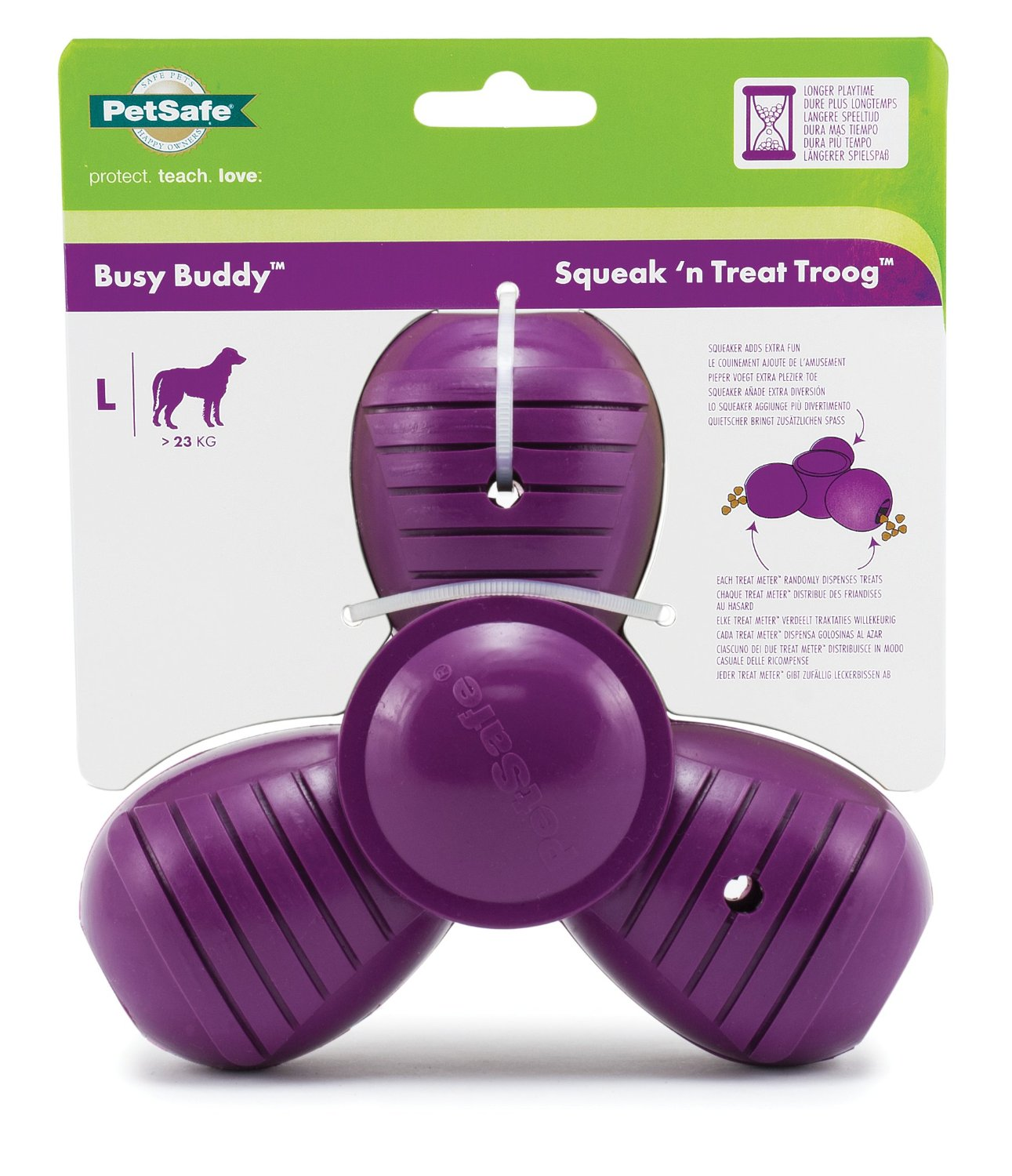 Busy Buddy® Squeak
