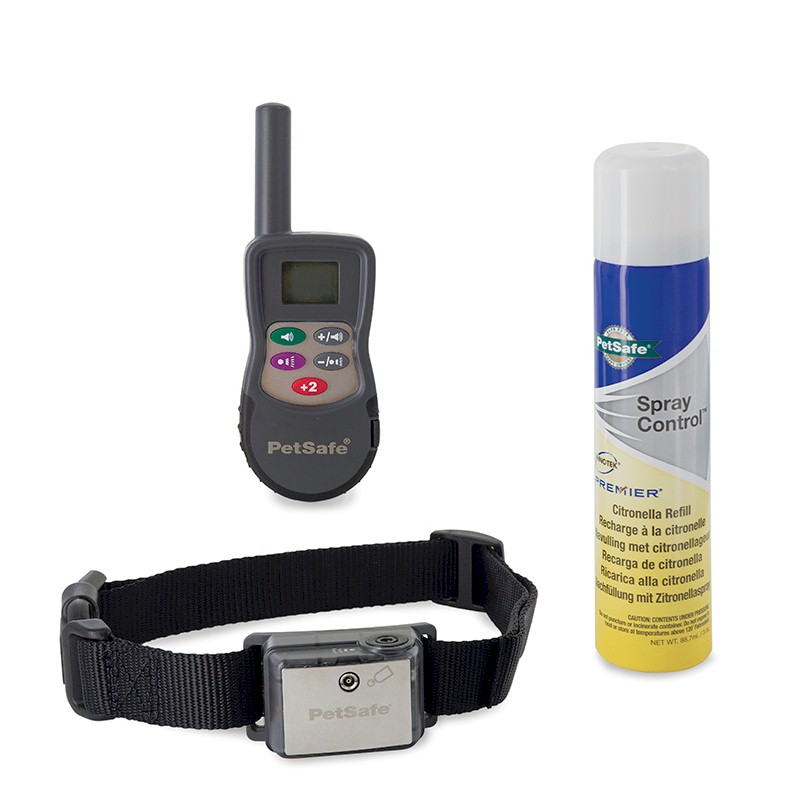PetSafe® 275m Deluxe Remote Spray Trainer - SPT-275