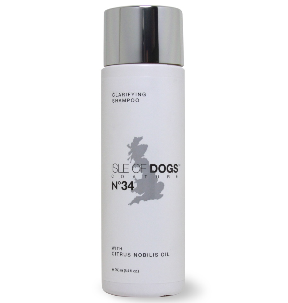 Isle Of Dogs No. 34 No. 34 Clarifying Shampoo 250 ml