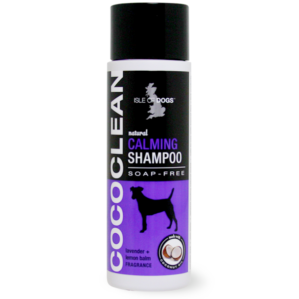 Isle Of Dogs Sensitive Dog Shampoo (Soap Free) Calming Shampoo Lavender and Lemon Balm …