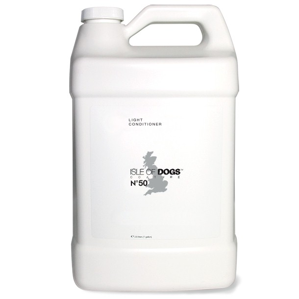 Isle Of Dogs No. 50 Light Management Conditioner 1 Gal