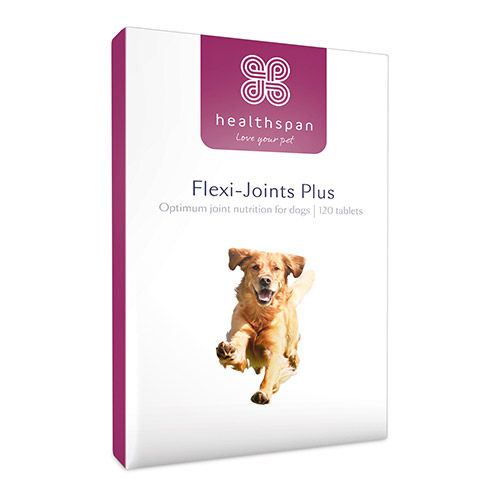 Healthspan Flexi-Joints Plus 120 Tablets For Dogs