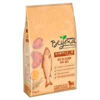 Beyond Simply 9 Dry Dog Food Rich in Salmon