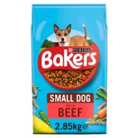 Bakers Small Dog Beef