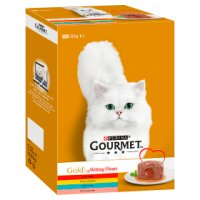 Gourmet Gold Melting Heart Cat Food Mixed