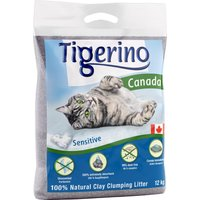 Tigerino Canada Cat Litter – Sensitive - 12kg
