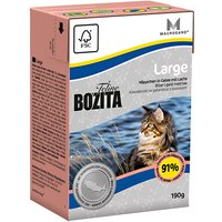 Bozita Feline Large Tetra Pak Package 6 x 190g - Large