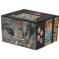 Alpha Spirit Dog Snacks Mixed Box - 9 x 35g